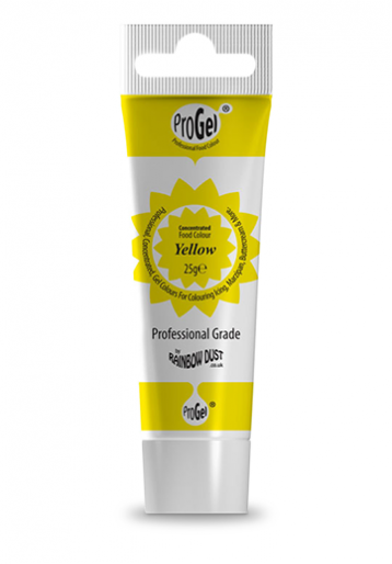 ProGel Concentrated Colour - Yellow
